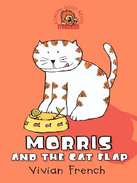 Cover of Morris and the Cat Flap - e-book