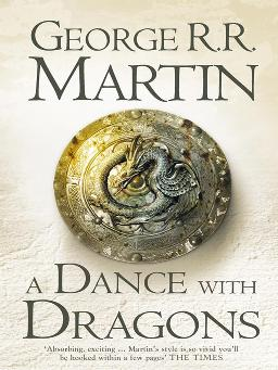 Cover of 'A Dance With Dragons' - eBook