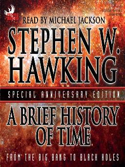 Cover of 'A Brief History of Time' - eAudiobook