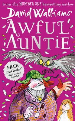 Book cover: Awful Auntie