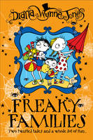 Cover of Freaky Families