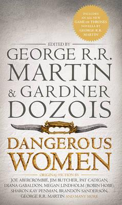 Cover of Dangerous Women.