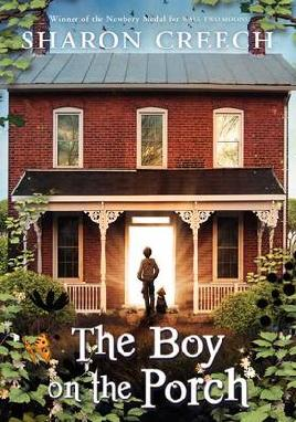Cover of The Boy on The Porch