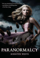 Cover: &quot;Paranormalcy&quot;