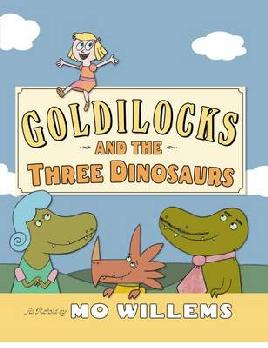 Cover: Goldilocks and the Three Dinosaurs