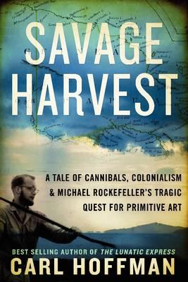 Cover of Savage Harvest