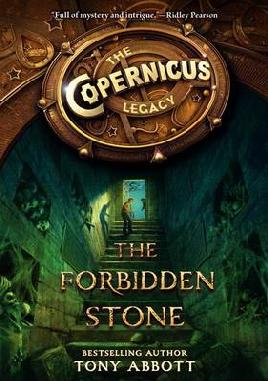 Cover of The Forbidden Stone
