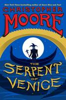 Book cover: The Serpent of Venice