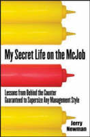 My secret life on the Mcjob book cover