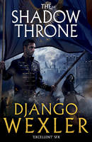 Cover of The Shadow Throne