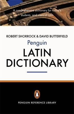 Cover image of &quot;The Penguin Latin dictionary&quot;