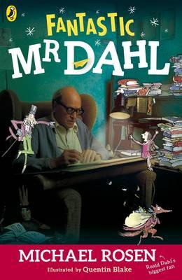Cover: Fanatstic Mr Dahl