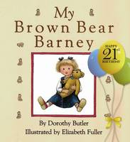 Book Cover of My Brown Bear Barney