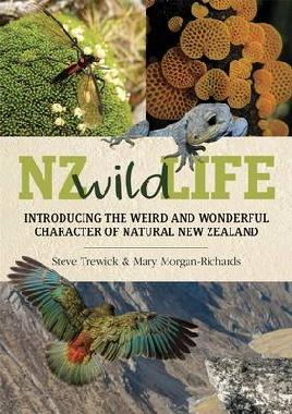 Cover of NZ Wild Life