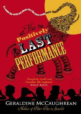 Cover of The Positively Last Performance