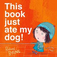 Cover of 'This Book Just Ate My Dog! '