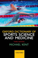 Cover of Oxford Dictionary of Sports Science and Medicine