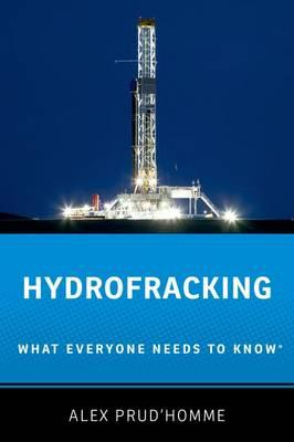 cover of Hydrofracking
