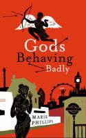 Cover of Gods behaving badly