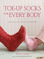 Book cover of Toe-up Socks for Every Body