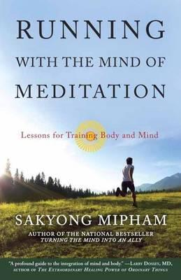 Cover of 'Running With the Mind of Meditation'