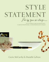 Cover of Style statement