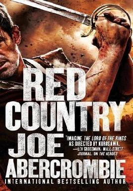 Red Country by Jow Abercrombie