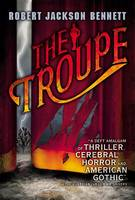 Book cover: The Troupe