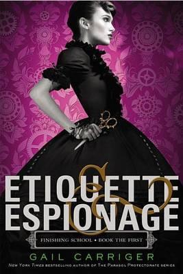 Cover: Etiquette and Espionage