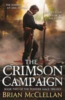 Cover of The Crimson Campaign