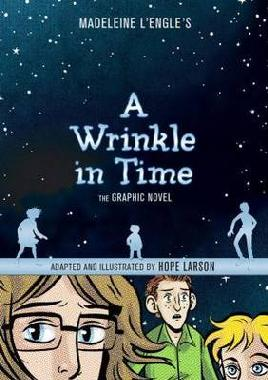 Cover Of Madeleine L'Engle's A Wrinkle in Time