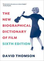 Book cover of The new biographical dictionary of film