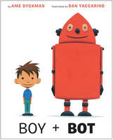 Cover of Boy + Bot
