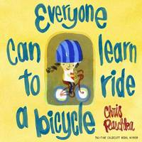 Cover of Everyone Can Learn to Ride a Bicycle