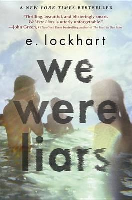 Book cover of We were liars