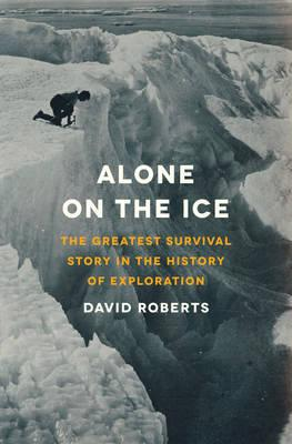 Cover: Alone on the Ice