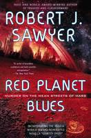 Cover of Red Planet Blues