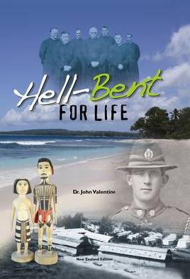 "Cover: ""Hell-Bent for Life"""