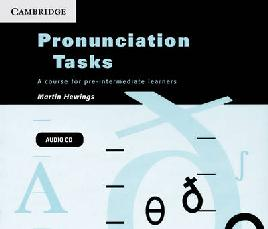 Pronunciation Tasks