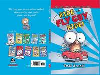 Cover: Ride, Fly Guy, Ride!