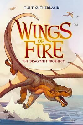Cover: The Dragonet Prophecy