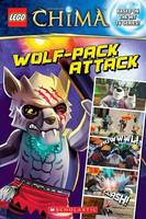 Cover of Wolf-pack Attack