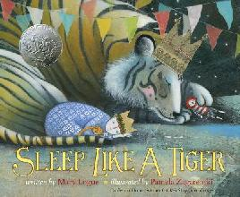 Search catalogue for Sleep like a tiger