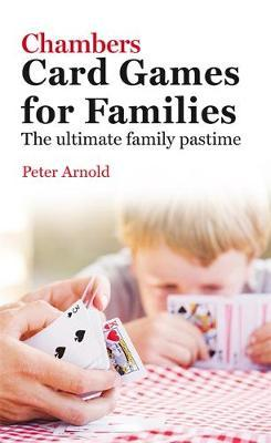 Book cover of Card Games for Families