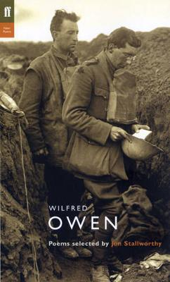Cover: Wildred Owen - Poems