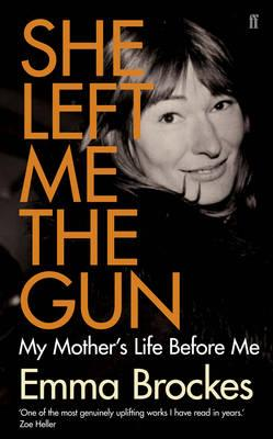 Cover: She Left Me the Gun