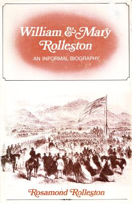 cover of William & Mary Rolleston