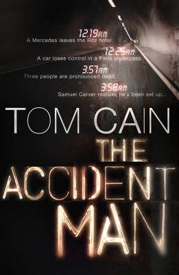 Cover: The Accident Man
