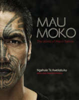 cover for Mau Moko