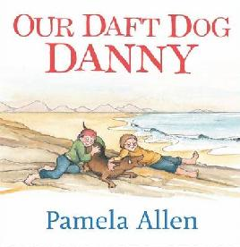 Cover: Our Daft Dog Danny